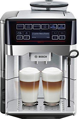 Bosch TES60729RW Machine expresso