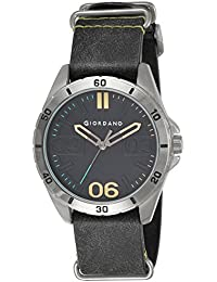 Giordano Analog Black Dial Men's Watch-A1050-01