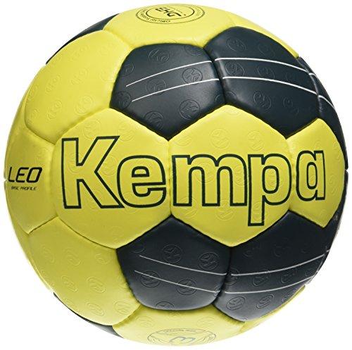 kempa-pallone-leo-basic-profile-unisex-ball-leo-basic-profile-gelb-petrol