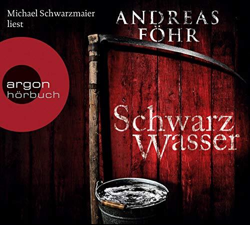 Kostüm Kommissar - Schwarzwasser (Ein Wallner & Kreuthner Krimi, Band 7)