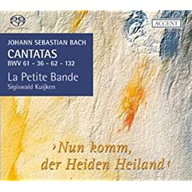 """Nun komm, der Heiden Heiland, BWV 61: Aria """"Komm, Jesu, komm zu deiner Kirche"""""""