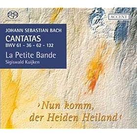 Bach: Cantates (Int�grale, volume 9)