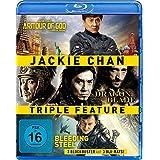Jackie Chan Triple Feature [Blu-ray]