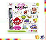 TOY-STATION Paint Your own Ceramic tea set-small