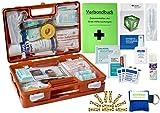 WM-Teamsport Sport-Sanitätskoffer S2 Plus Erste-Hilfe Koffer