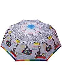 Sun Umbrella Multi Folding Umbrella (Desimumbai Windproof 3 Fold)