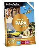 WONDERBOX - Coffret cadeau - POUR UN PAPA EN OR