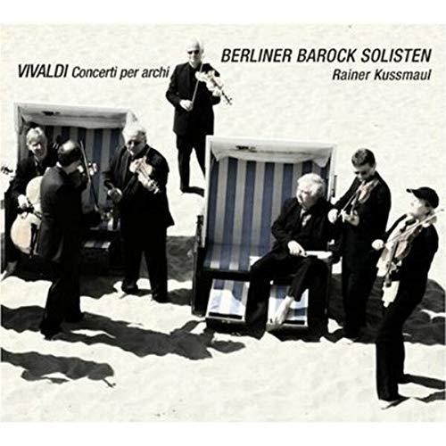 Vivaldi, Concerti Per Archi (Cti für 1-4 Violinen; 1-2 Celli)