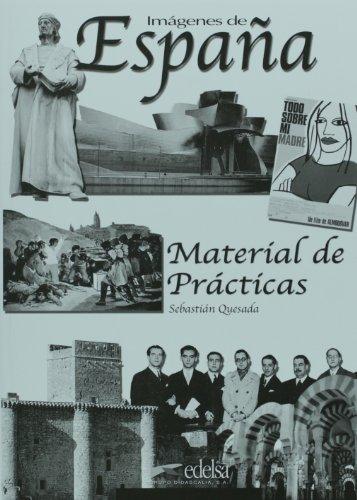 Imágenes de España. Cuaderno de ejercicios (Espagnol)