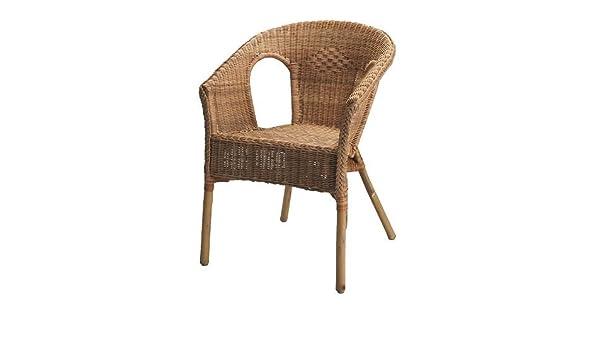 Sedie In Rattan Ikea : Ikea agen sedia in rattan bambù: amazon.it: casa e cucina