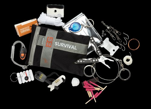 Gerber Bear Grylls Ultimate Survival Kit - Herramienta (Negro)