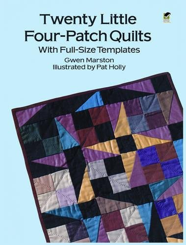 twenty-little-four-patch-quilts-dover-quilting
