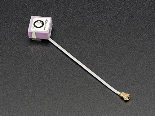 Adafruit Passive GPS Antenna uFL - 9mm x 9mm -2dBi gain [ADA2460] - Passive Gps-antenne
