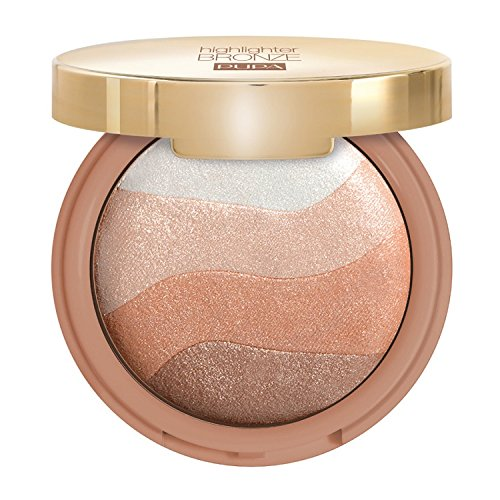 PUPA HIGHLIGHTER BRONZE 003 True Gold 6,5 g - illuminante viso