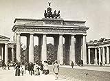 The Poster Corp Brandenburg Gate./Nthe Brandenberg Gate