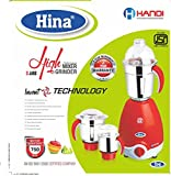 Hina Mixer Grinder 750 Watts