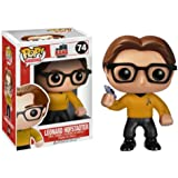 The Big Bang Theory Pop! Vinyl Figure - Star Trek Leonard Hofstadter