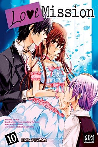 Love Mission T10 par Ema Toyama