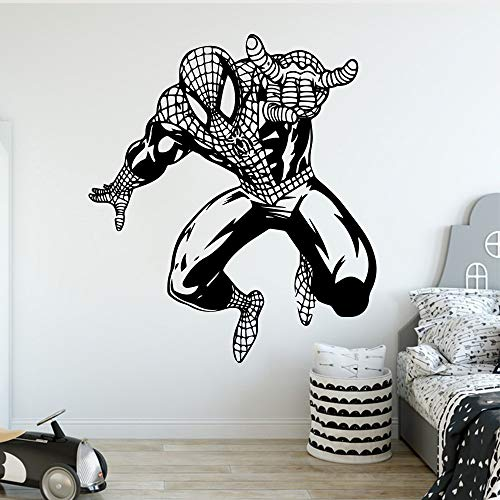 Taube-stick (zhuziji Spiderman Wandtattoo Vinyl Abnehmbare Aufkleber Wohnkultur Wandkunst Kinderzimmer Cartoon Nette Lebende Wand Stick)