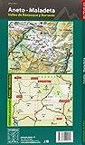 Image de Aneto Maladeta. Valles de Benasque y Barravés. Escala 1:25.000. Mapa Excursionista. Castellano, English, Française. Alpina Editorial. (Mapa Y Guia E