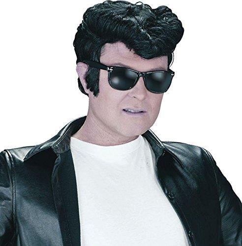 Herren Teddy Junge Elvis Rock & Rolle Synthetisch -