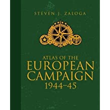 Atlas of the European Campaign: 1944-45