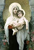 Das Museum Outlet–Die Madonna der Rosen _ LG–Poster (61x 45,7cm)