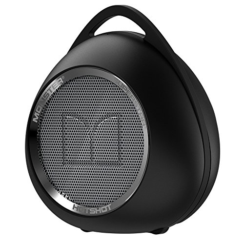 Monster  Enceinte Superstar Hotshot Black/Chrome