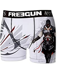 Boxer Freegun homme ASSASSINS CREED Ang