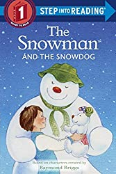 The Snowman and the Snowdog (Step into Reading) by Raymond Briggs (2015-08-25)