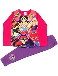 Girls DC SUPER HERO GIRLS pyjamas - Ages 4/5, 5/6, 7/8. 9/10yrs Wonder Woman