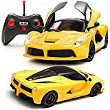 X Zini Remote Control High Speed Racing Car For Kids Multi Functional Bugatti Model Car Toy With Lights | Radio Control Car For 3+ Years Boys And Girls