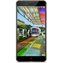 Nubia Z17 Mini (Black-Gold, 4GB RAM + 64GB Memory)
