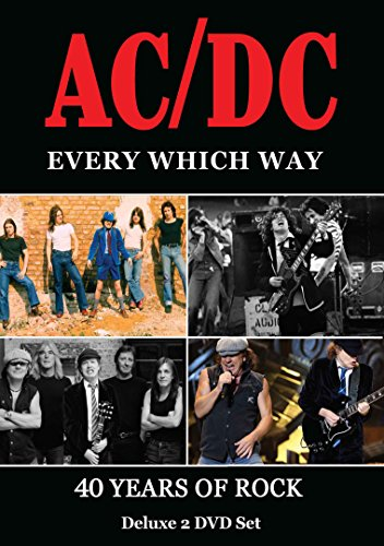 Ac/dc - Every Which Way (2 Dvd)