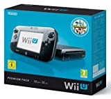 NINTENDO 2300132 Wii U Console Premium Black - ( Home Entertainment > Gaming > Consoles)