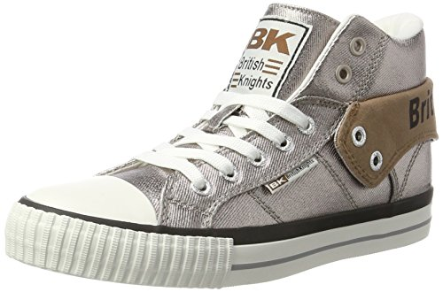 British Knights - Roco, Sneaker alte Donna Marrone (Bronze)