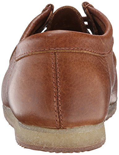 Clarks Originals Wallabee Run Oxford Tan