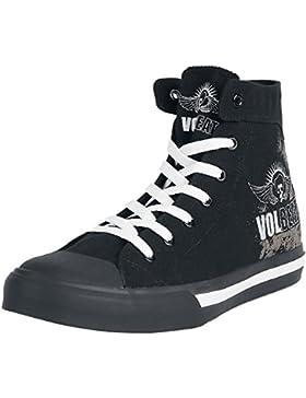 Volbeat Skullwing Sneaker schwarz