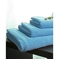 Jassz Towels - Toalla de Playa Modelo Tiber (100 x 180cm) (Gris)