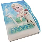 My Party Suppliers Latest Design Big Size Premium Quality Frozen Elsa & Anna Lock Diary For Girls / Frozen Secret Diary / Frozen Elsa & Anna Diary ( 1pcs )
