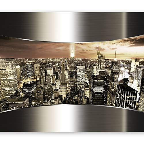 murando - Fototapete 400x280 cm - Vlies Tapete - Moderne Wanddeko - Design Tapete - Wandtapete - Wand Dekoration - Stadt City New York NY d-A-0023-a-b