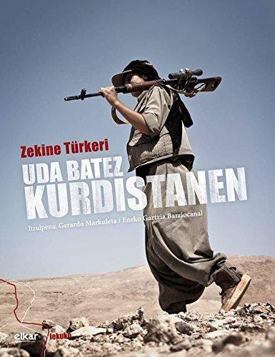 Uda batez Kurdistanen (Lekuko Book 26) (Basque Edition)