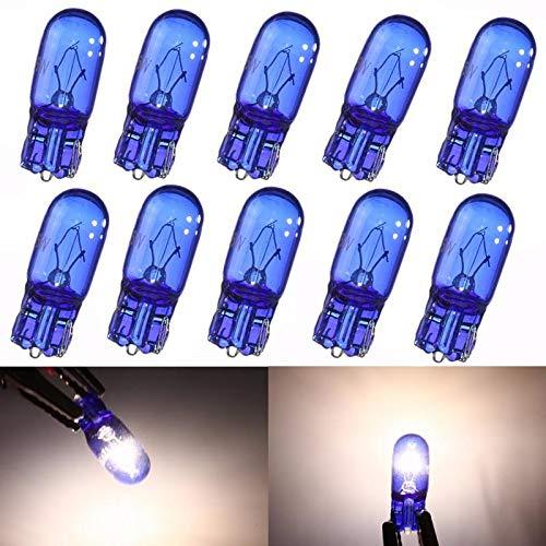 W5W/T10 5 W Super helles weißes Licht Xenon Standlicht Birnen Breite Lampe 12V COD -