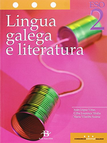 Lingua galega e literatura 2º ESO LOMCE (Libro de texto)