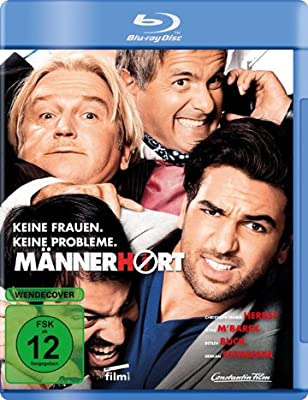 The Man Cave (2014) ( Männerhort ) (Blu-Ray)