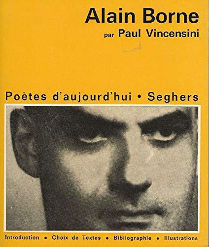 P224-BORNE ALAIN par PAUL VINCENSINI