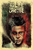 Fight Club Movie Poster | Bradd Pitt | Printed on 300gsm Matte Paper. Lowest Price on Amazon