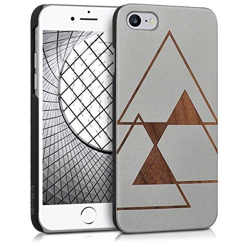 kalibri-Schutzhlle-aus-Holz-mit-Laser-Gravur-fr-Apple-iPhone-7-Premium-Case-Cover-mit-Kunststoff-im-Triangle-Design