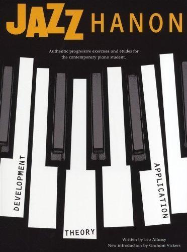 Jazz Hanon by Alfassy, Leo (2012) Paperback