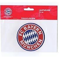 FC Bayern München Aufnäher Patch Aufbügler + Fahrradaufkleber kleine Geschenidee